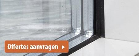 driedubbel glas Gent