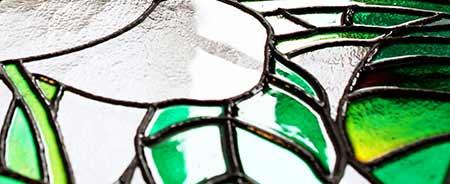 glas-in-lood Lanaken