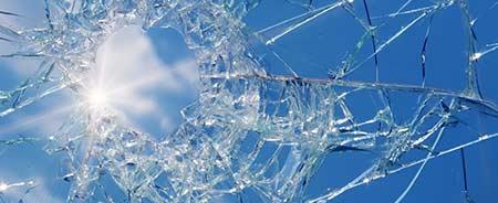 glasschade Genk